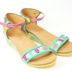 Pisaverde sandal Loren lav 41