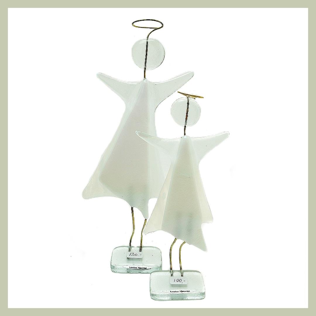 Glasengle fra Louise Hjerrild