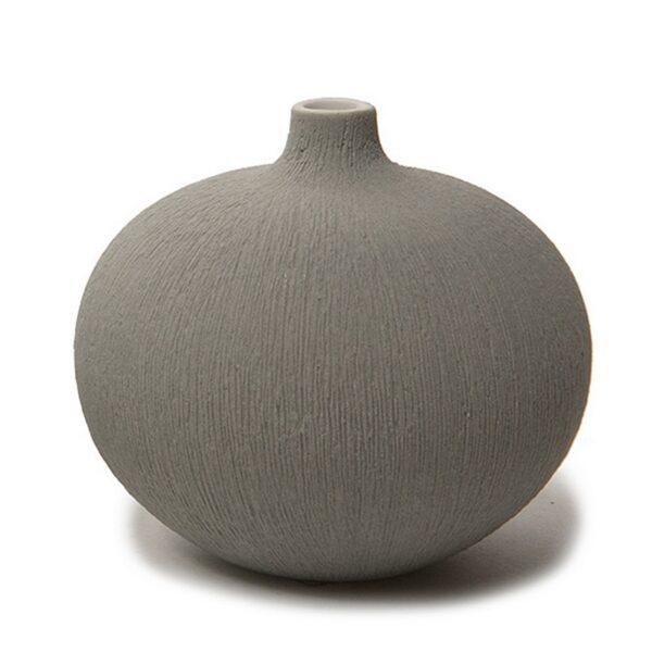 Bari, grå Lindform vase