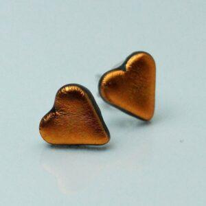 fp hjerte guldkobber