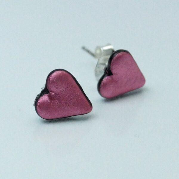 fp hjerte lyserød