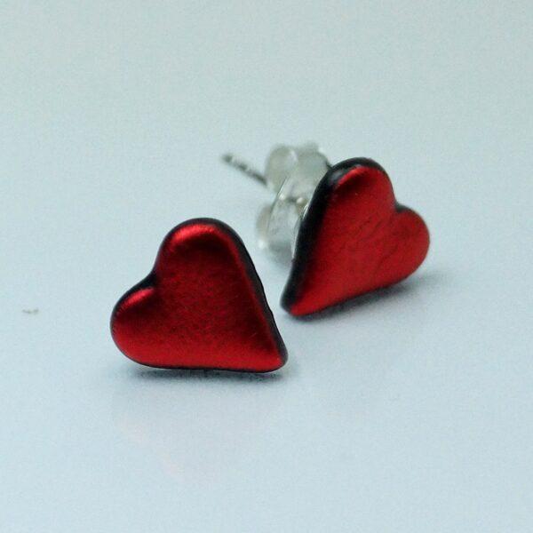 fp hjerte rød