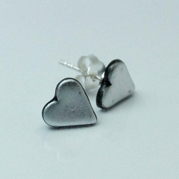 fp hjerte sølv