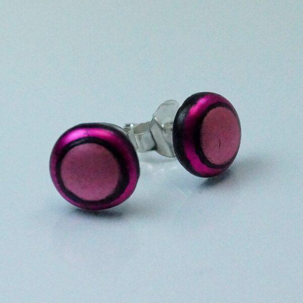 fp lille rund lyserød
