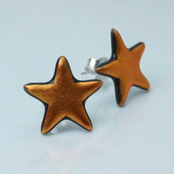 fp stjerne kobberguld