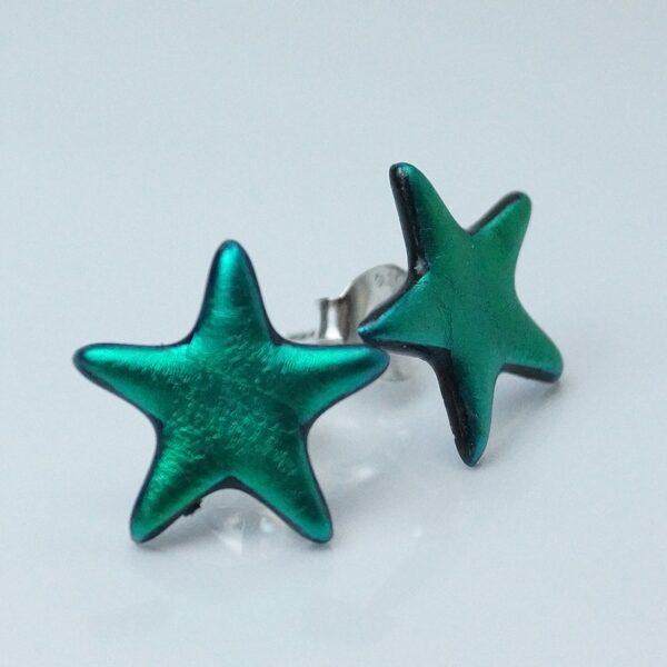 fp stjerne turkisgrøn