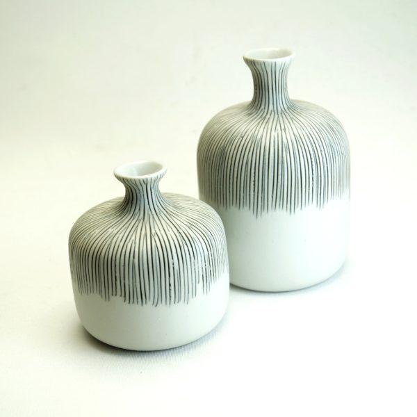 Bottle, lille Lindform vase