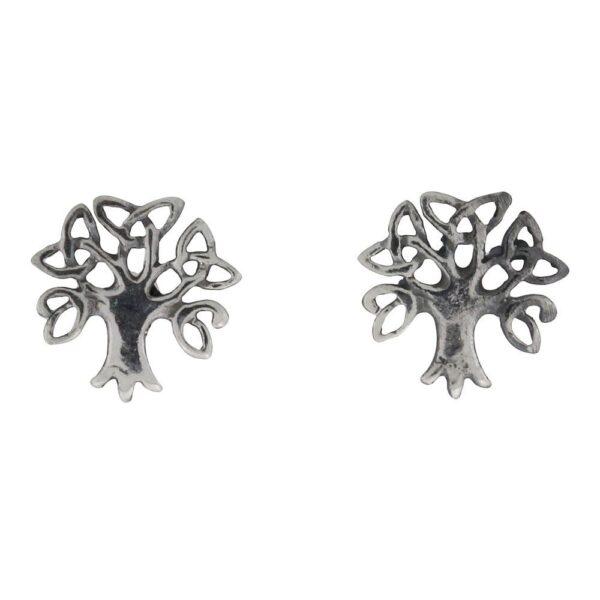 Vikingesmykker, ørestikker, Livets Træ