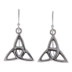 Vikingesmykker, øreringe i sølv