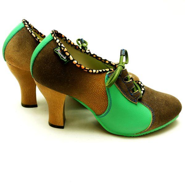 Håndsyede spanske sko fra Pisaverde, Amy 40