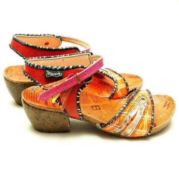 Håndsyede sandaler 37 Batussi