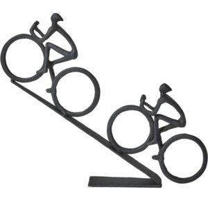 Sort jernfigur, cykler