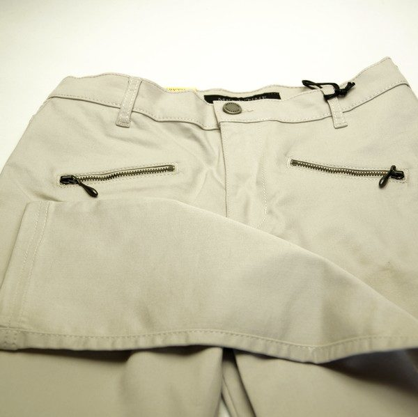 Merrytime slim fit lyse bukser