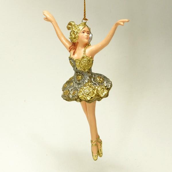 Nostalgifigur, ballerina