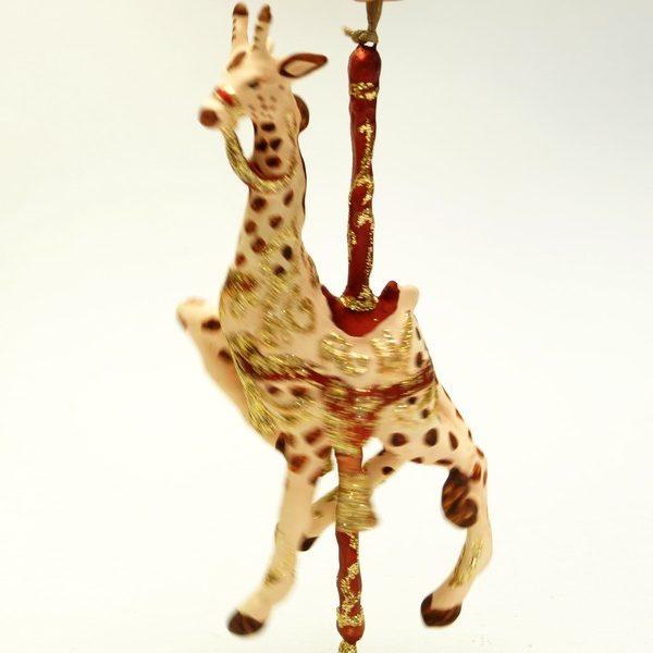 Tivoli-figur karrusel -giraf