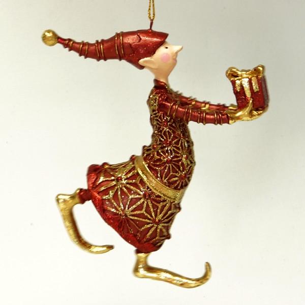 Tivoli-figur gavefyr