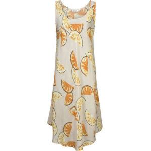 Masai, Oculla kjole med appelsiner