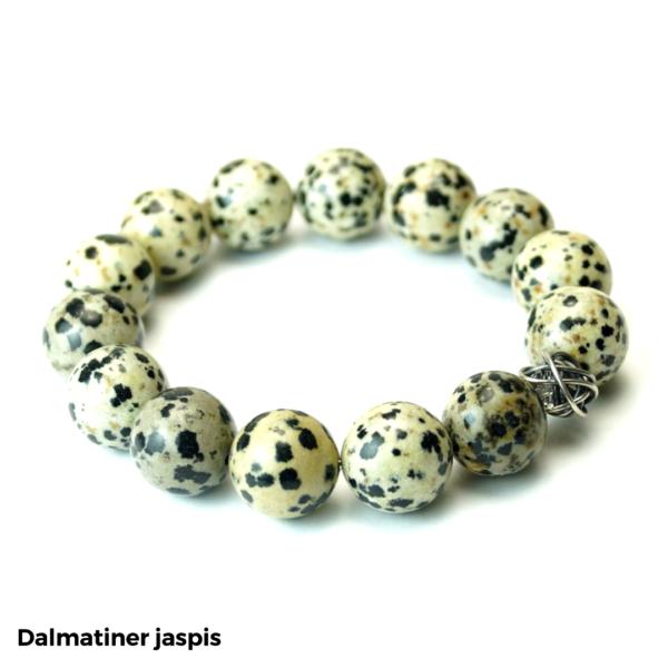 Armbånd dalmatinerjaspis