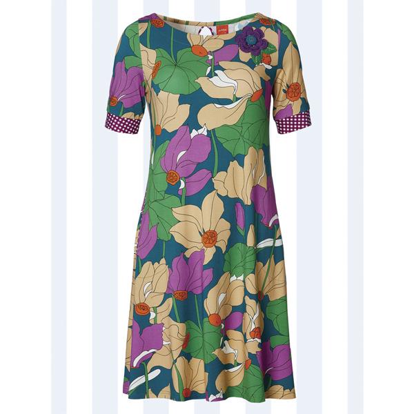 Du Milde kjole, Carolines Happiness in a Dress