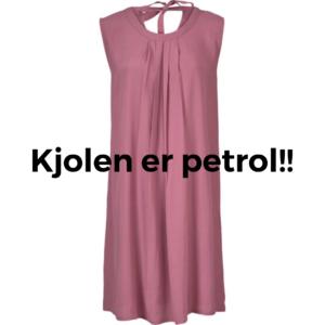 MASAI, Harper kjole petrol