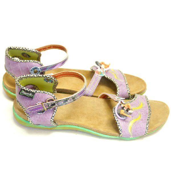 Pisaverde sandaler, Lara 41