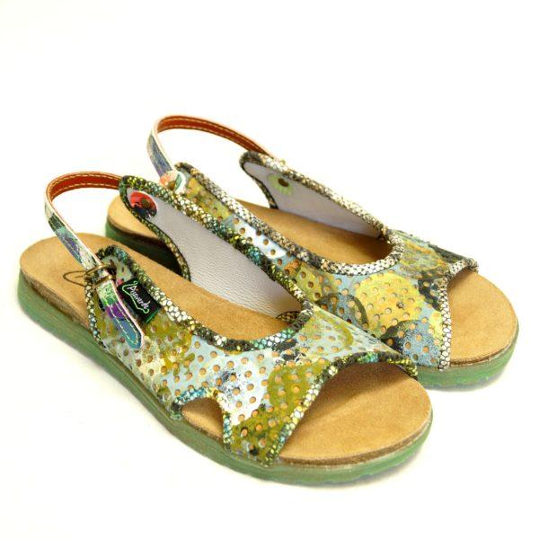 Pisaverde sandaler, Arena 40