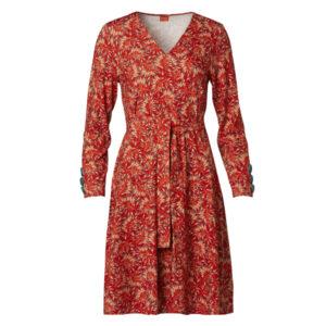 Du Milde kjole,Marleys warm orange
