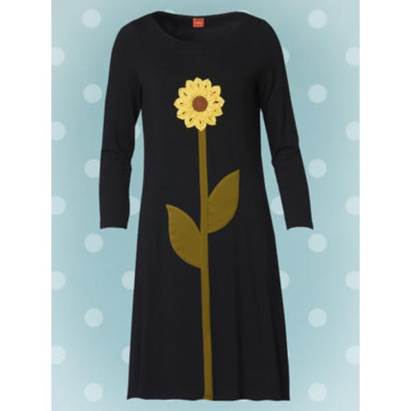 Du Milde kjole, Carolines sunflower