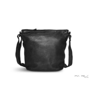 Pia Ries lædertaske 054 sort