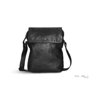 Pia Ries lædertaske 055 sort