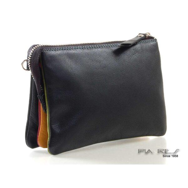 Pia Ries lædertaske clutch 872