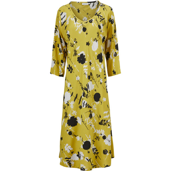 Masai kjole, Uta oil yellow