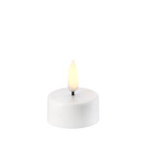 Uyuni fyrfadslys med batteri 3,8x2