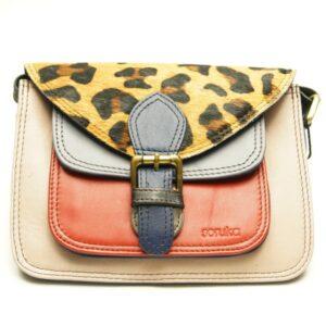 Soruka lædertaske, Dicte 029