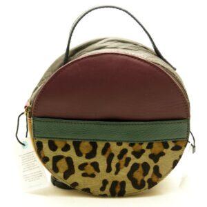 Soruka upcykled lædertaske, Vigga 041
