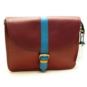 Soruka upcykled lædertaske, Nicoline 037