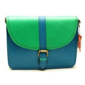 Soruka upcykled lædertaske, Nicoline 036