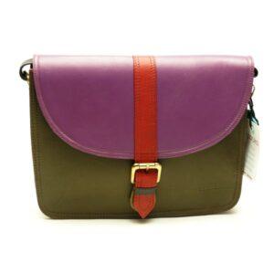 Soruka upcykled lædertaske, Nicoline 035
