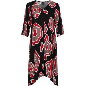 Pont Neuf, rød kjole, Candie