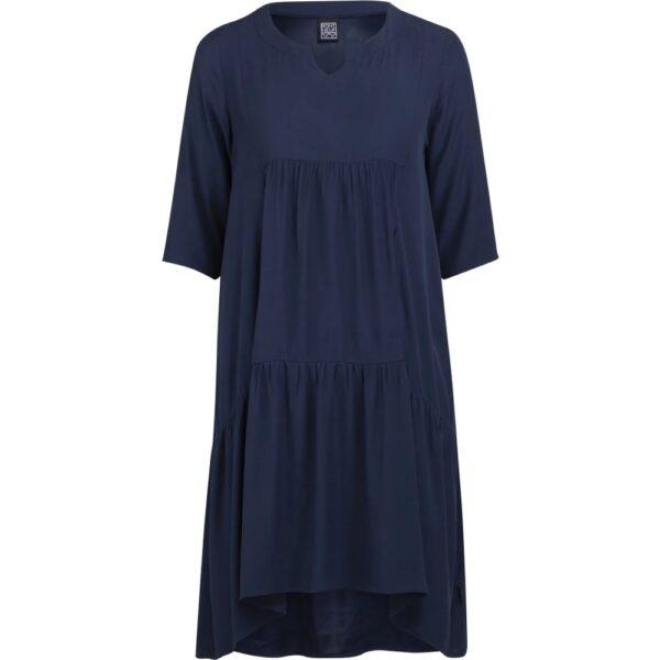 Pont Neuf, blå kjole, Rigmor