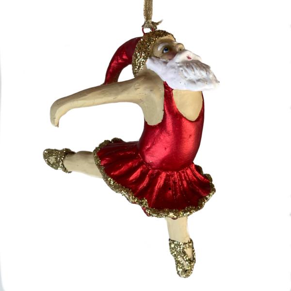 Eventyrfigur: Ballet-santa
