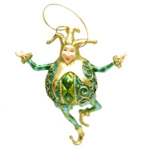 Eventyrfigur, hofnar grøn