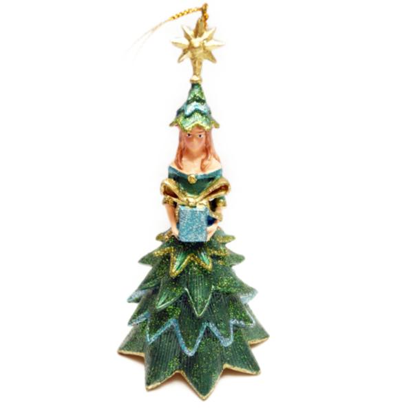 Eventyrfigur, juletræ-alf