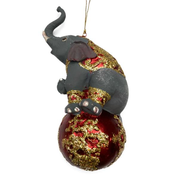 Evenurfigur, cirkuselefant