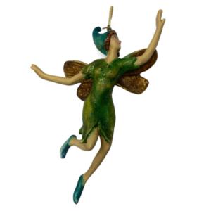 Eventyrfigur, grøn alf