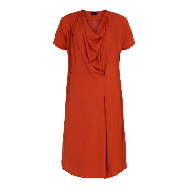 Orange kjole fra QNeel