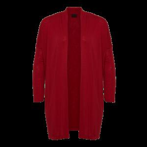 Rød cardigan fra QNeel