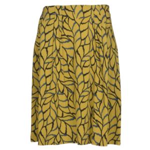Charles dorit gul nederdel