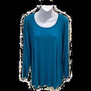 Blå bluse fra QNeel