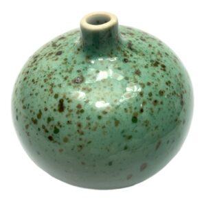 Lindform vase - Bari - Turkis plet